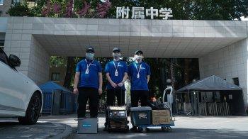 北京大学甲醛项目治理